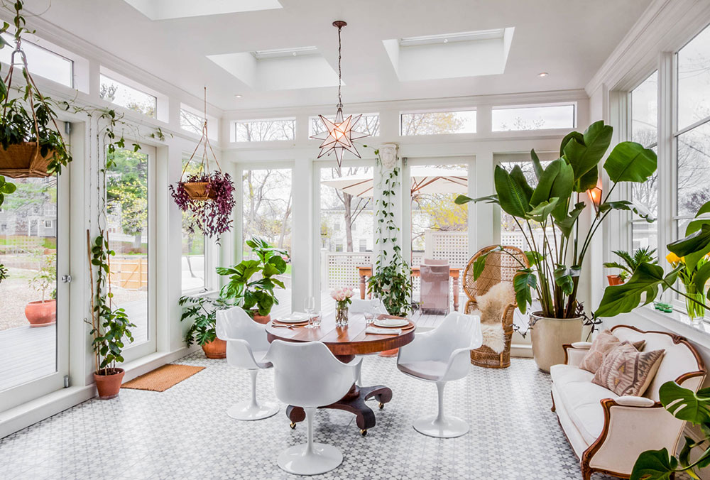 Carriage-House-Boston-by-Melissa-Miranda-Interior-Design The best tips for interior design and decoration of the 70s that you can use