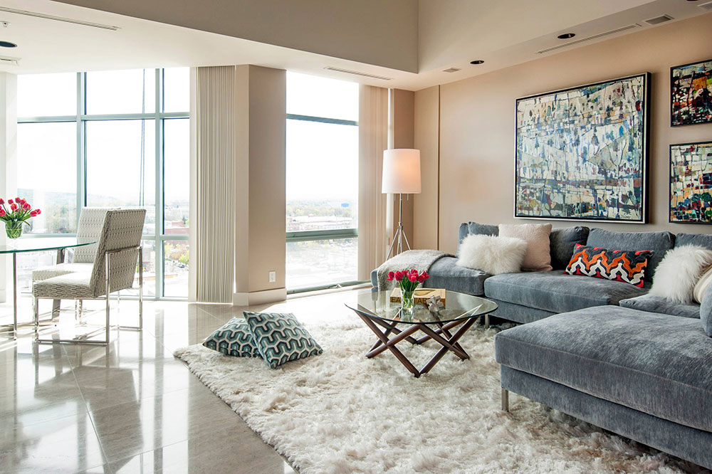 Downtown-Penthouse-by-Judith-Balis-Interiors The best 70s interior design and decoration tips you can use