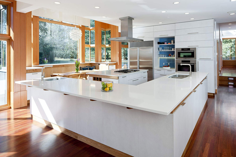Chestnut-Hill-Addition-by-Office-of-Mark-Armstrong-Architect What is the standard worktop overhang?  (Replied)