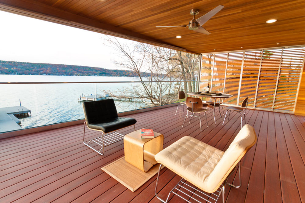 The-Lakehouse-Retreat-by-Bright-Ideas-by-Martinec Great ideas for deck lighting that you can use in your home