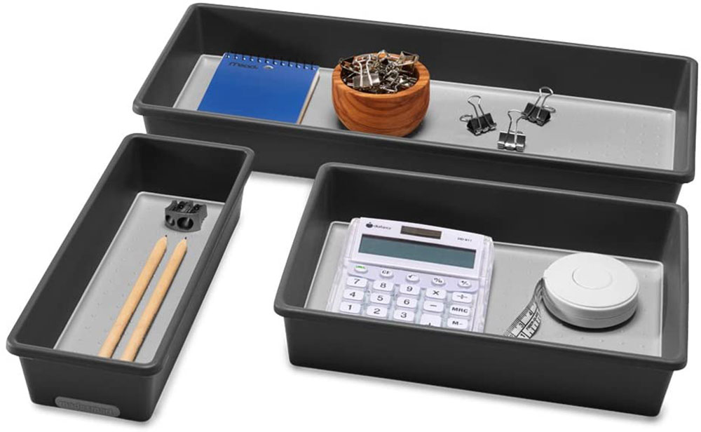 Madesmart 3 Tray Pack Granite What is the best kitchenware holder out there?