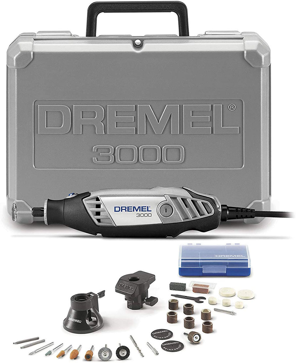 Dremel-3000 The best grout removal tool you can get from Amazon