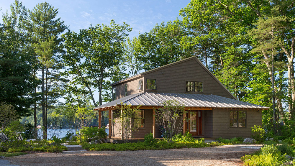Great-East-Lake-Camp-by-Whitten-Architects How To Install Metal Roofs Over Shingles (Yes You Can)