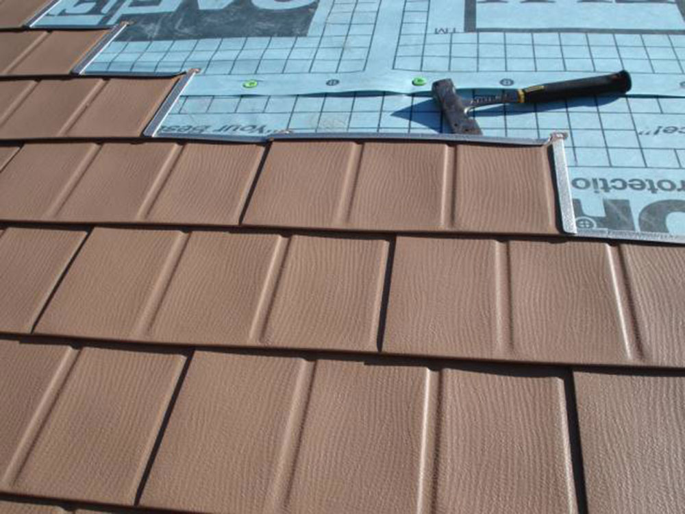 Using a synthetic base How to install metal roofs over shingles (yes you can)