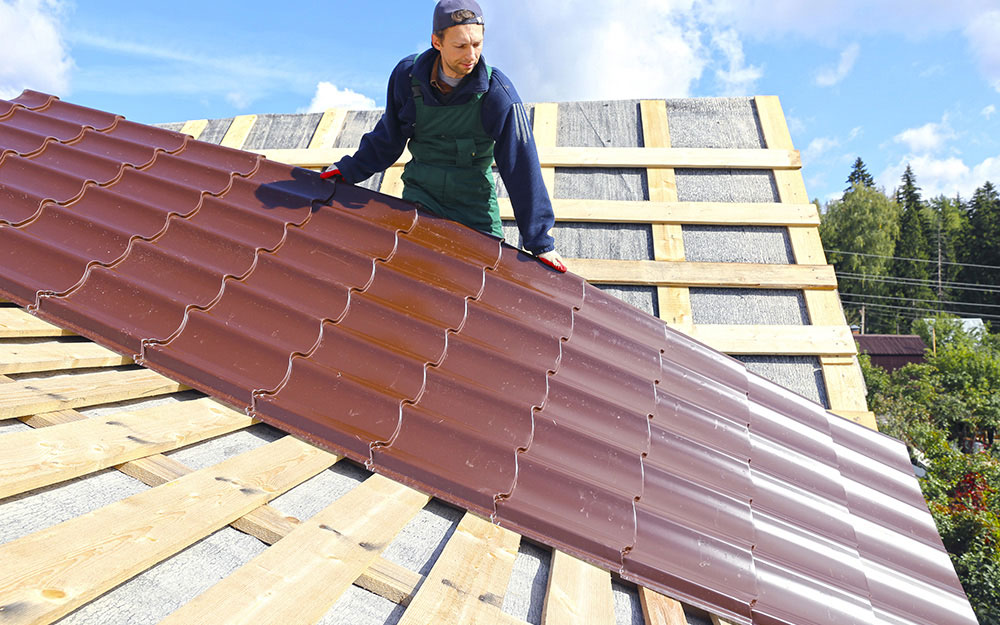 Purlins How to Install Metal Roofs Over Shingles (Yes You Can)