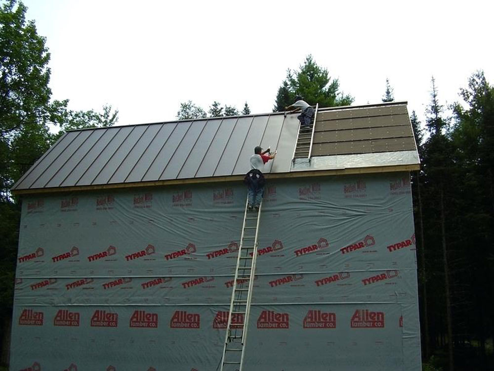 Roofs How To Install Metal Roofs Over Shingles (Yes You Can)