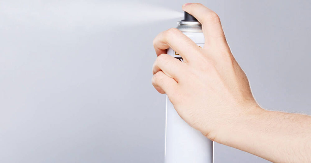 spray How to get nail polish from walls and have clean walls again