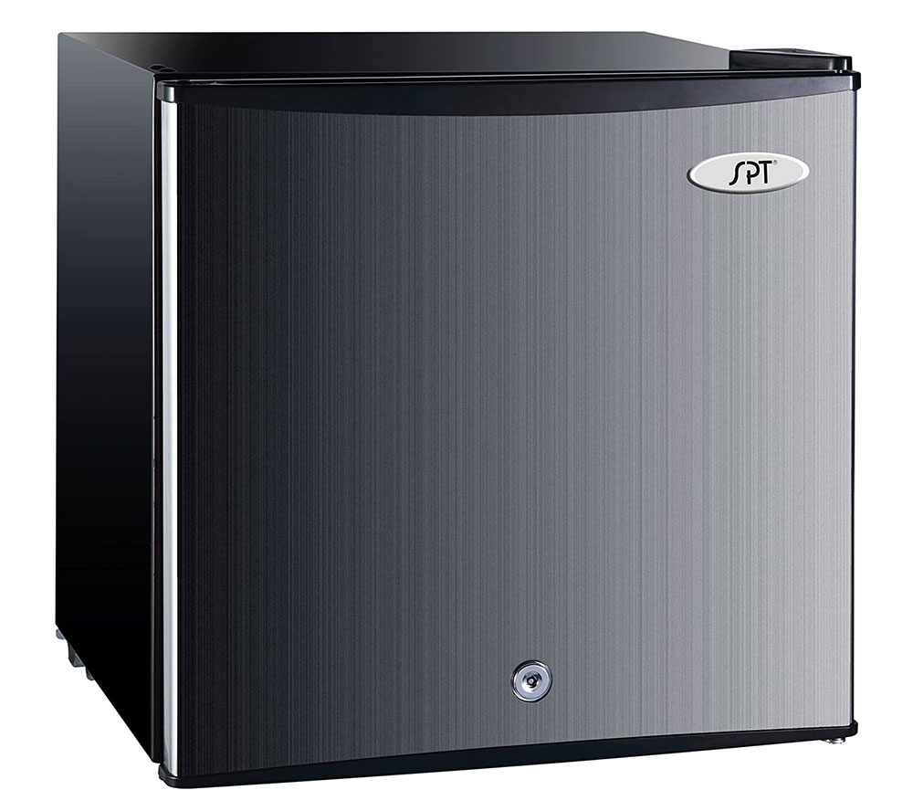 Sunpentown-UF-150SS-Upright-Compact-Freezer The Best Freezer Options (Curated List)
