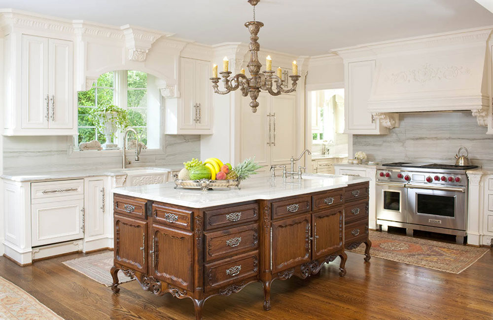 Windsor-Kitchen-by-Isler-Homes How to Decorate a Kitchen Island (Cool Ideas and Designs)