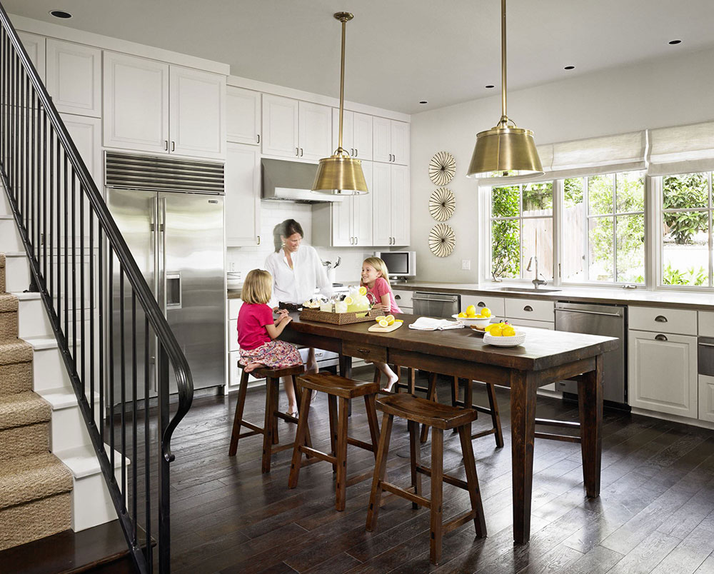 Stamford-Kitchen-by-Hugh-Jefferson-Randolph-Architects How to Decorate a Kitchen Island (Cool Ideas and Designs)