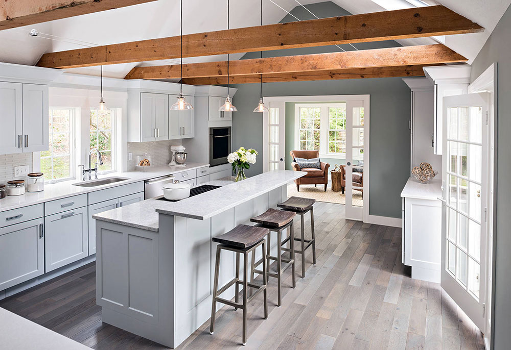 Easy-Breezy-by-SV-Design How to Decorate a Kitchen Island (Cool Ideas and Designs)