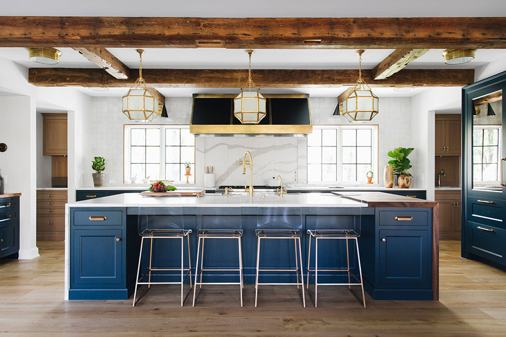 Kenowa Builders Kitchens from Kenowa Builders How to Decorate a Kitchen Island (Cool Ideas and Designs)