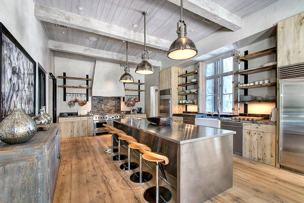 Knollwood-River-Oaks-by-Parker-House-Inc How to Decorate a Kitchen Island (Cool Ideas and Designs)