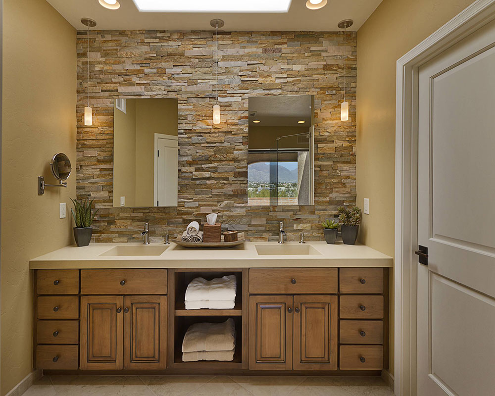 Bathroom-of-Arizona-Designs-Kitchens-and-baths What to do with old kitchen cabinets (converted cabinet ideas)