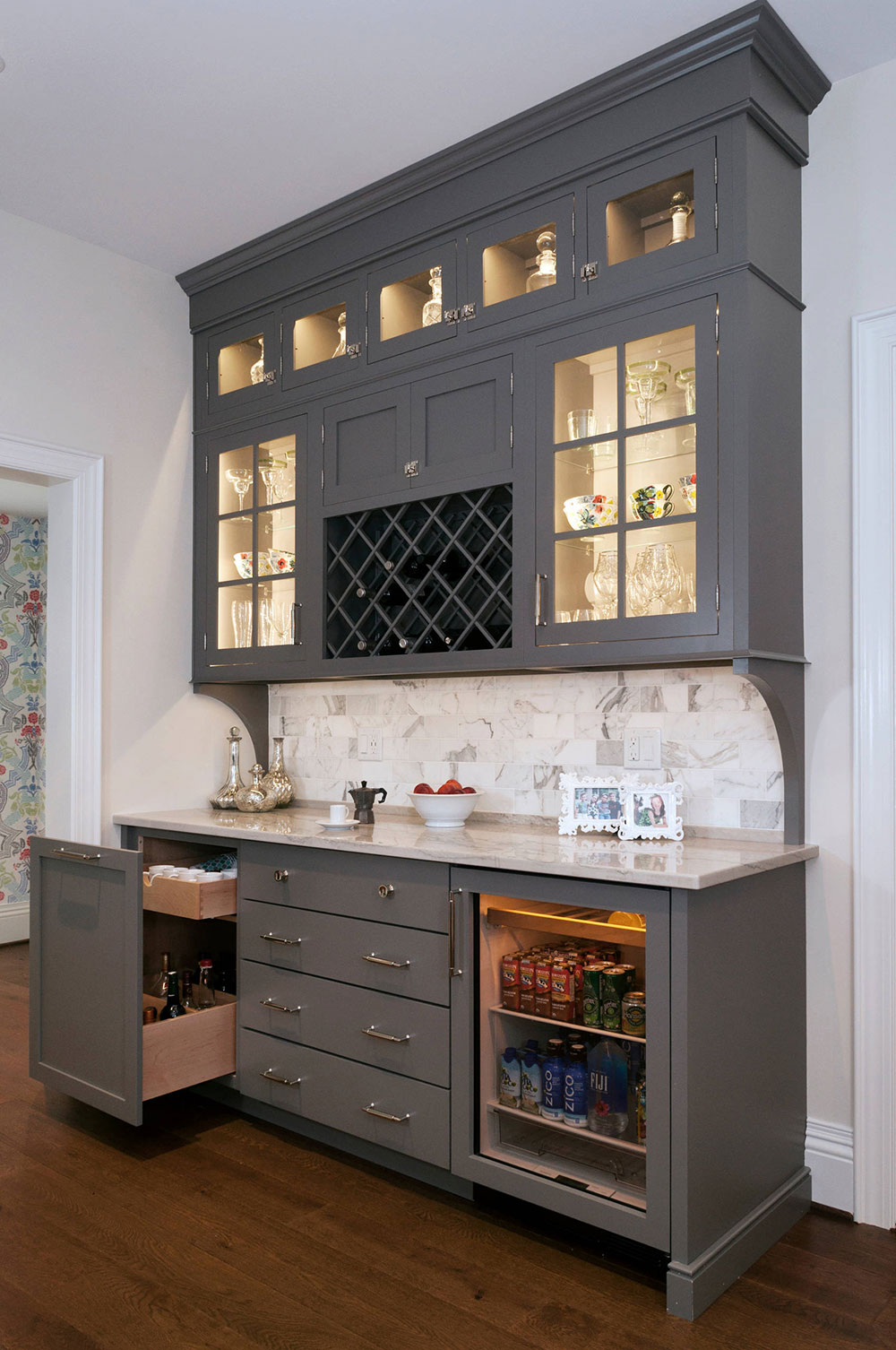 Kitchen-Remodel-Upper-St-Clair-von-Evalia-Design-LLC What to do with old kitchen cabinets (ideas for converted cabinets)