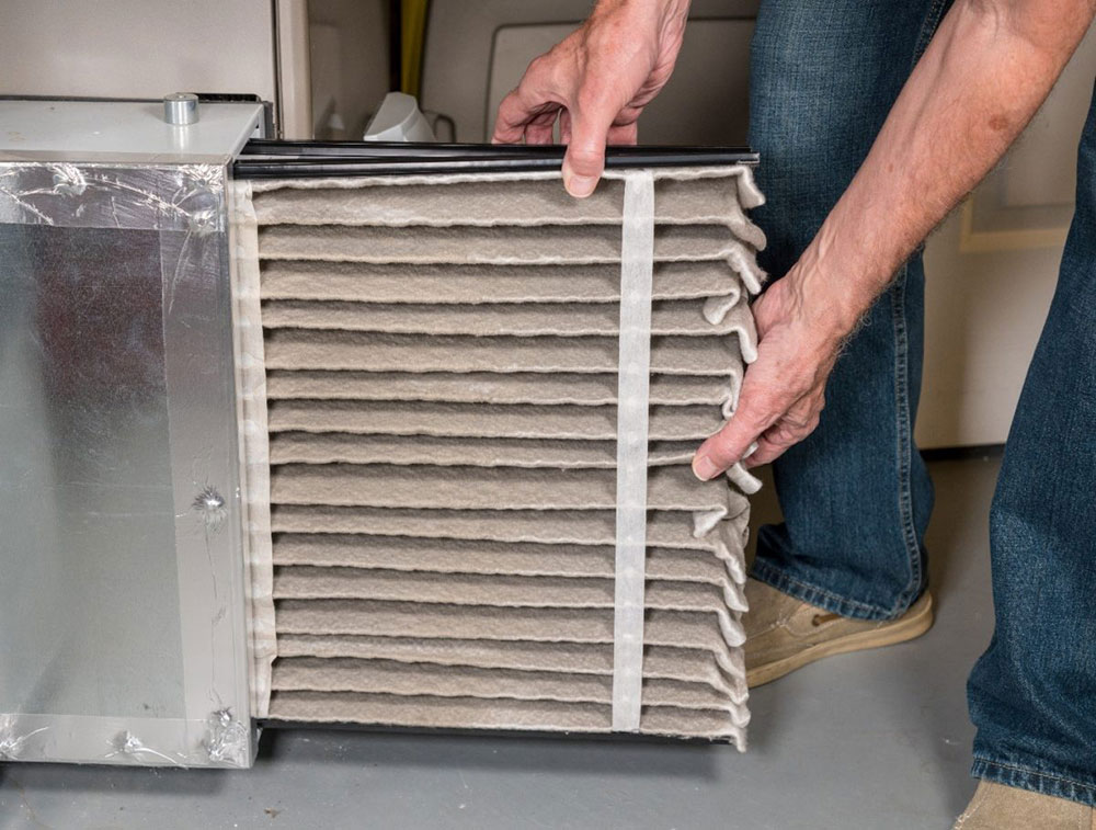 HVAC filter Which MERV rating filter should I use and why?