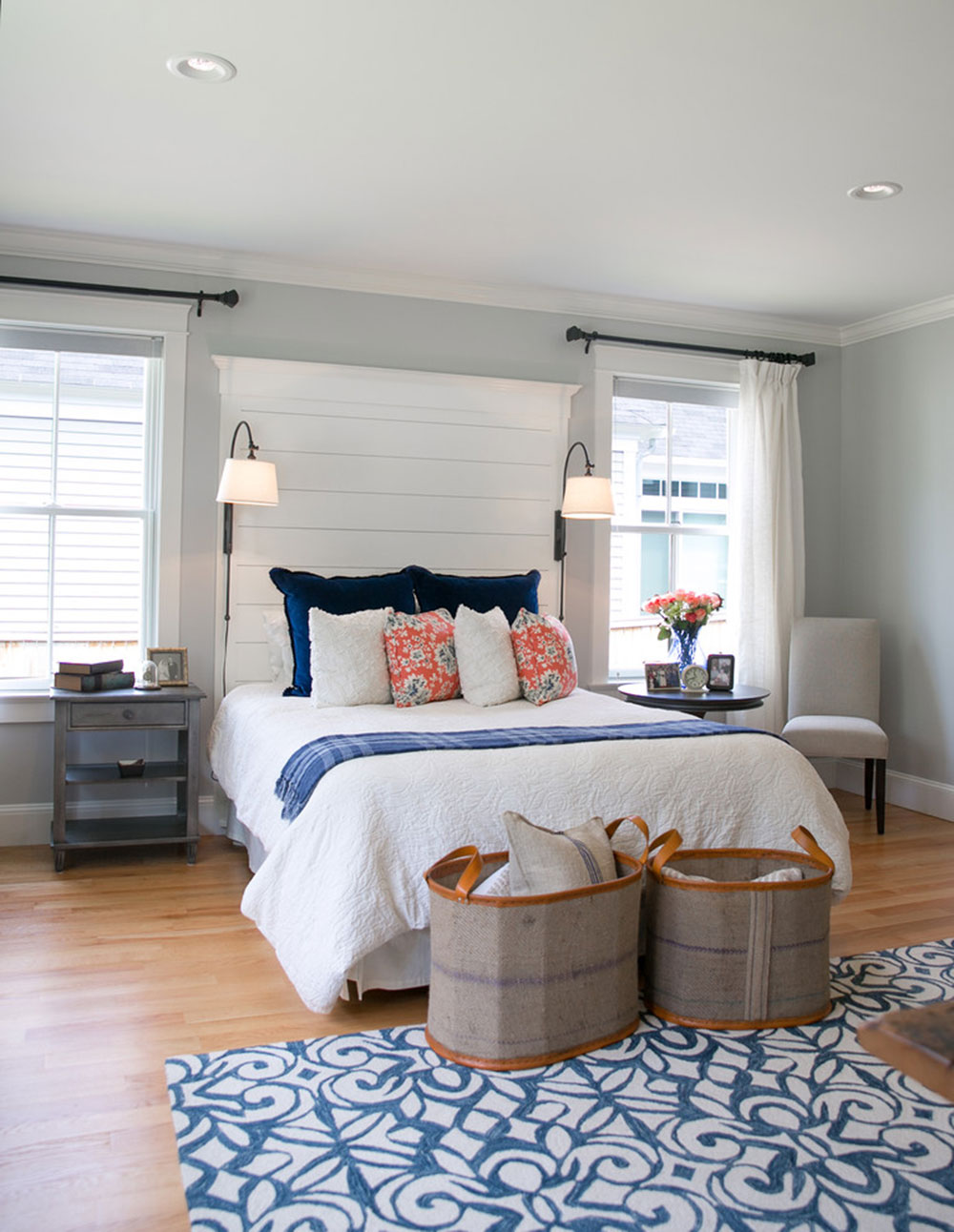 Master Bedroom-Office-Suite-by-The-Good-Home-Interiors-n-Design How to tidy up your bedroom and make it look great