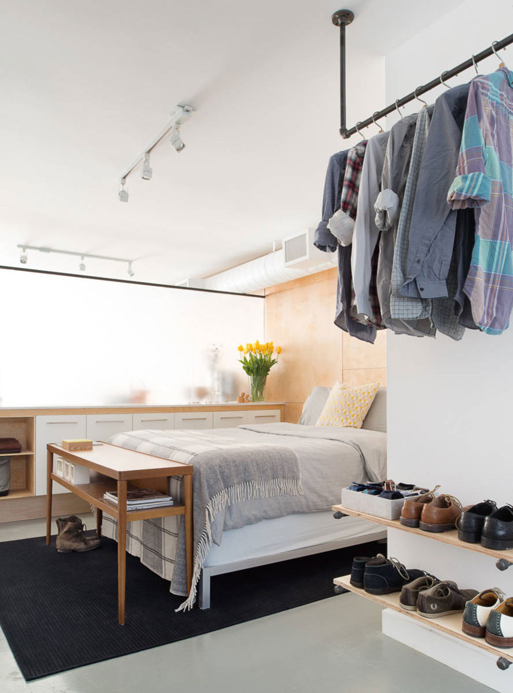 Break-Studio-by-Pause Designs How to tidy up your bedroom and make it look great