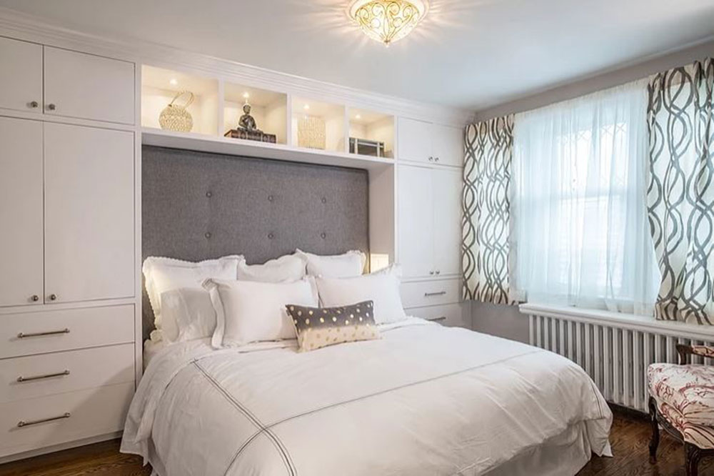 Small-Space-Solutions-by-DL-ARC-DESIGN-INC How to clean up your bedroom and make it look great