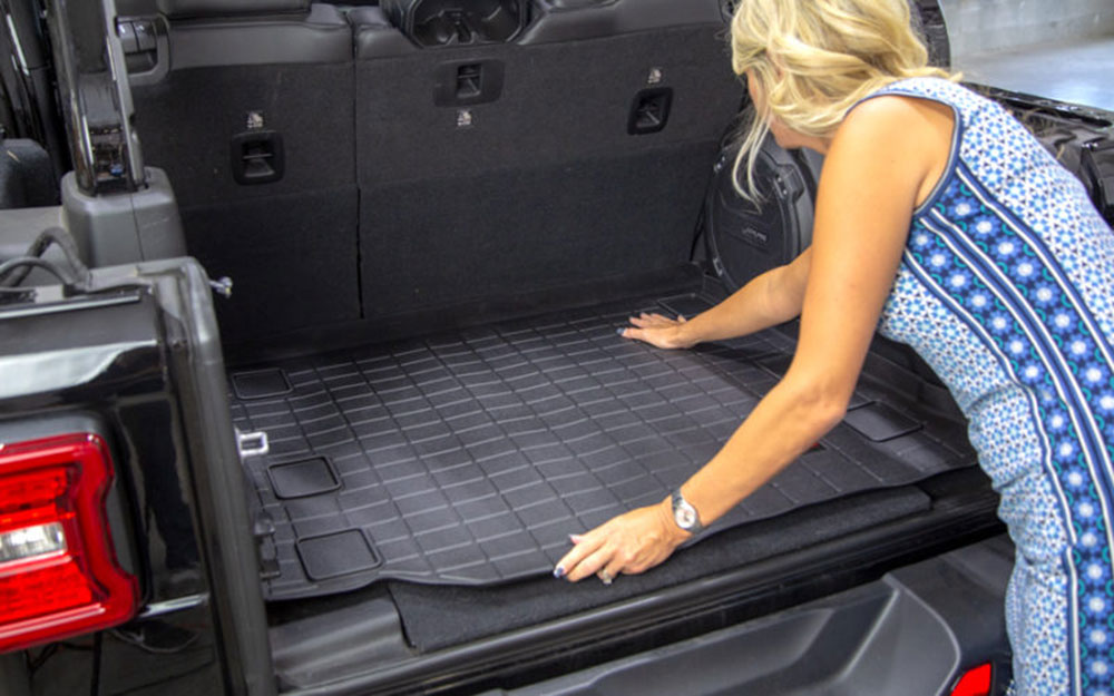 car-weather-mat3 How to clean WeatherTech floor mats so that they look new