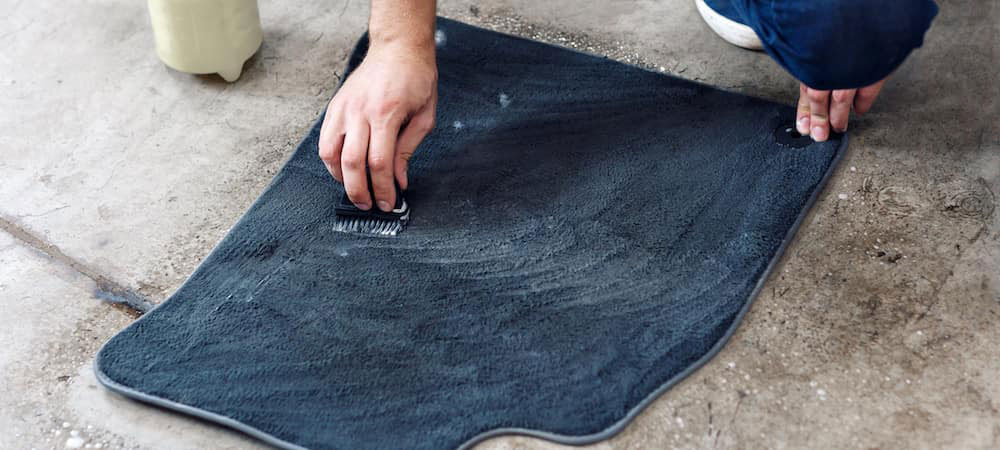 Washing How to clean WeatherTech floor mats to make them look new