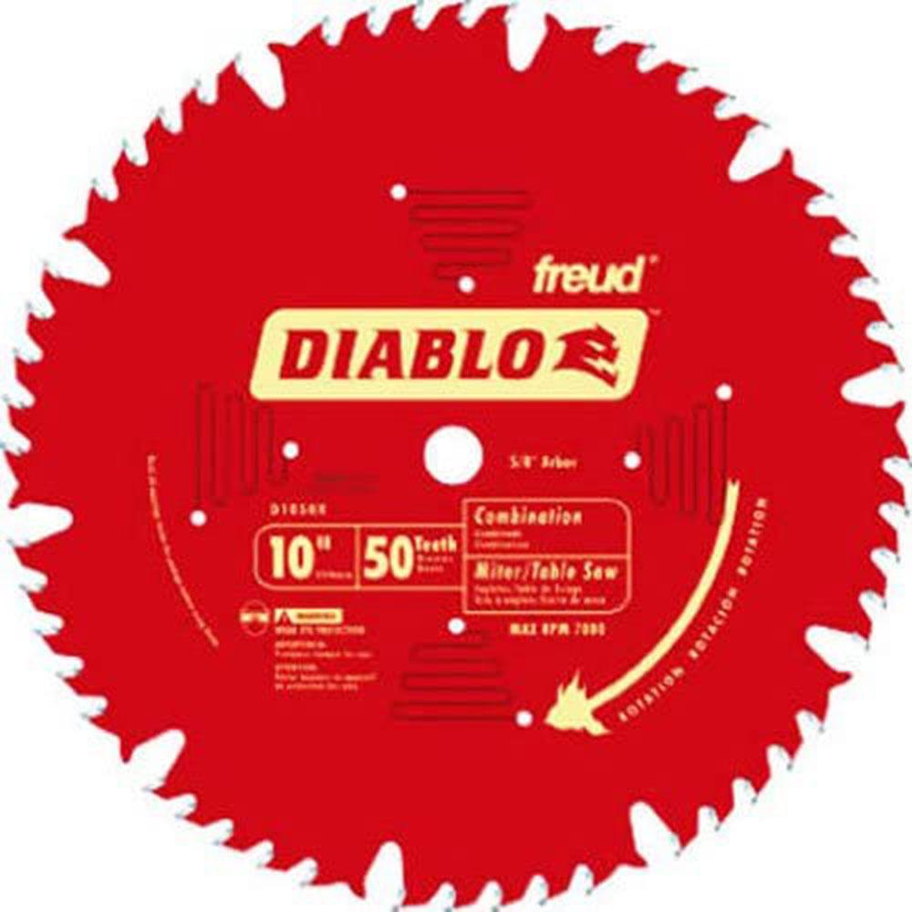 Freud-D1050X-Diablo-10-Inch-50-Zahn How do I cut a laminate board and which circular saw blade should I use?