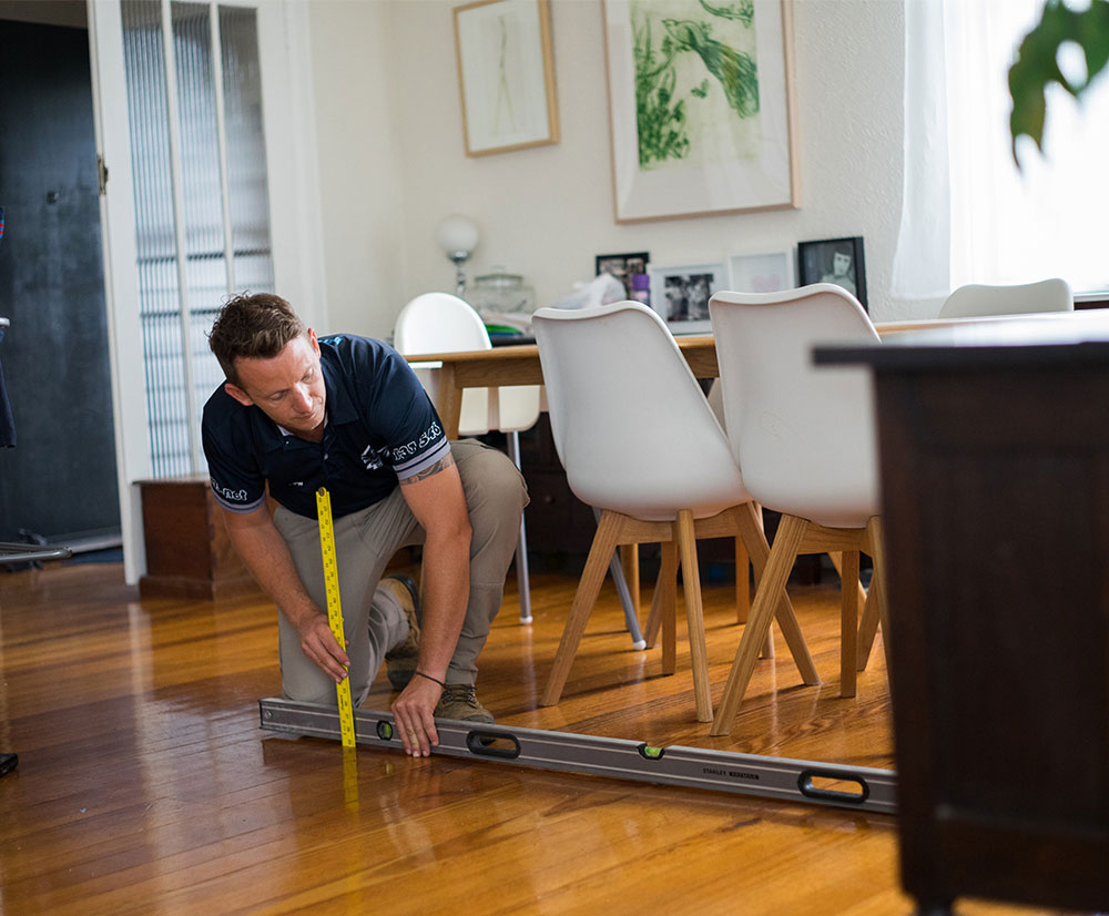 Inspection How to repair a wet laminate floor and avoid damage