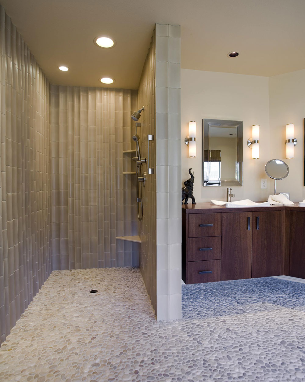 Huff-by-Kaufman-Homes-Inc How to clean the shower floor and make it sparkling clean