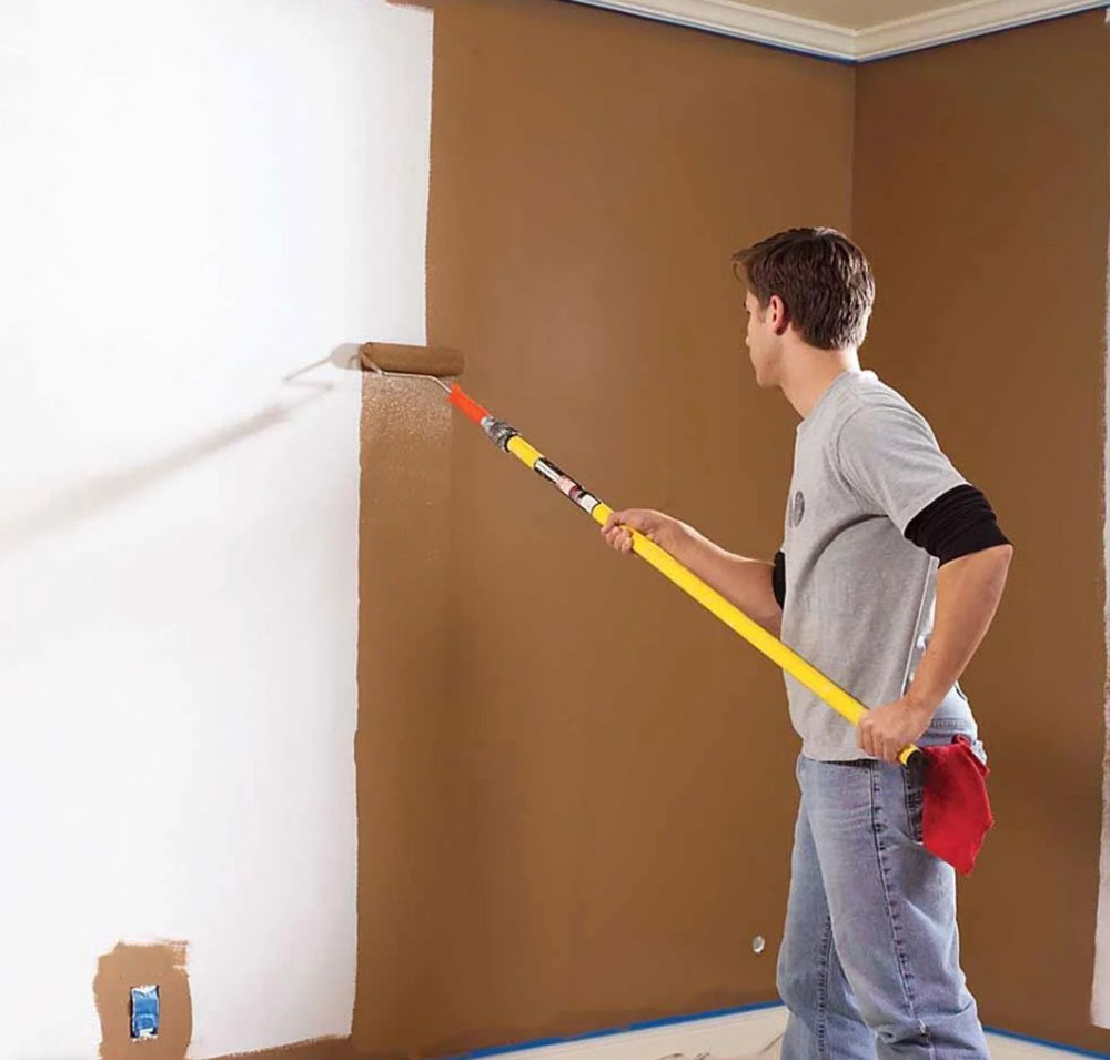 repaint How to clean walls with flat paint without ruining them
