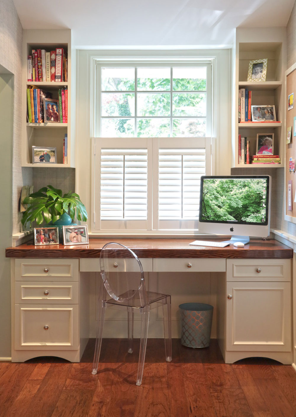 Kitchen-Upgrade-by-Carol-Flanagan-Interior-Design-LLC Modern home office ideas with which you can create your perfect space