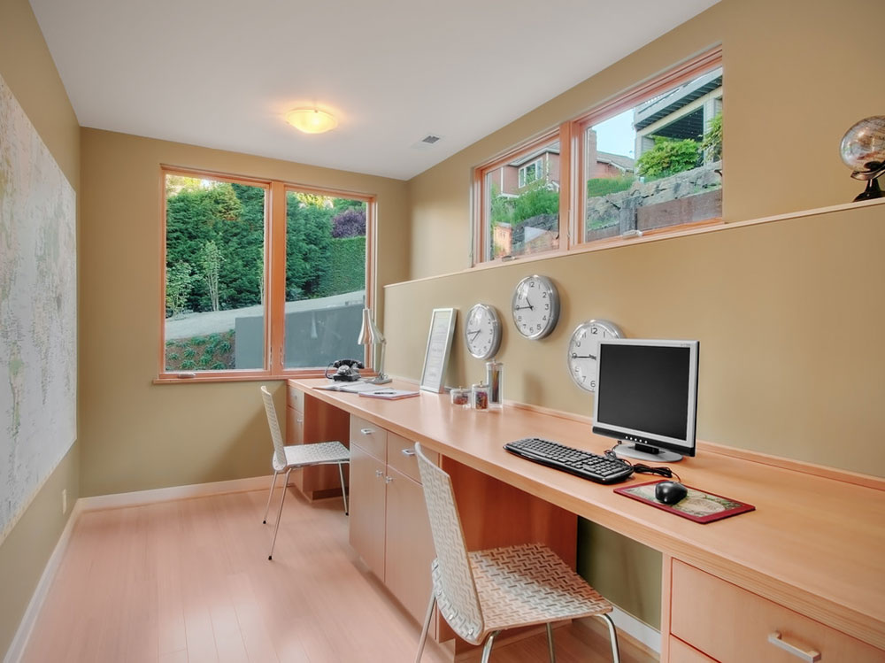 Inverness-by-Neiman-Taber-Architects Modern home office ideas with which you can create your perfect space