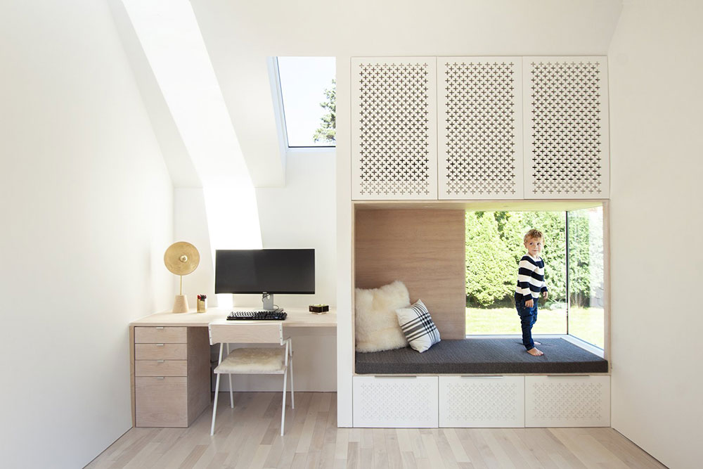 A-Sunny-Home-Office-in-a-Backyard-Studio Modern home office ideas with which you can create your perfect space