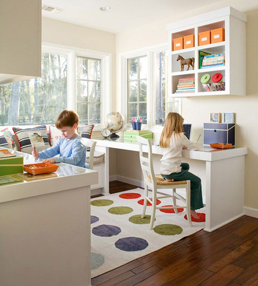 Additional colors Modern home office ideas with which you can create your perfect space