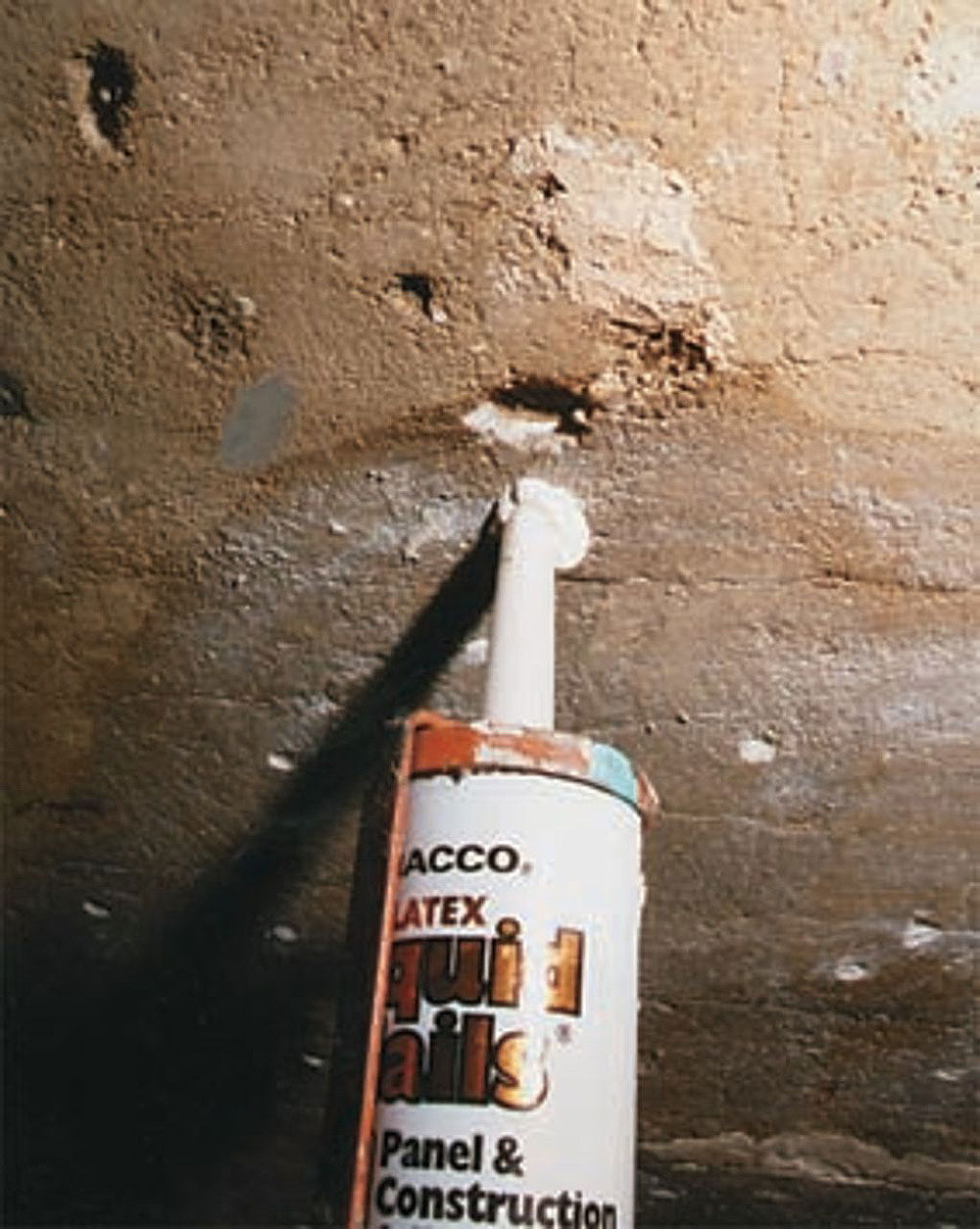 Injection1 How to repair plaster walls and ceilings in your home