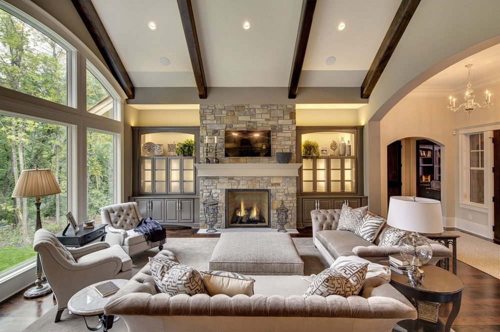 New-Home-Wayzata-MN-14-by-Lecy-Bros-Homes-and-Remodeling Living Room vs. Family Room, what's the difference?