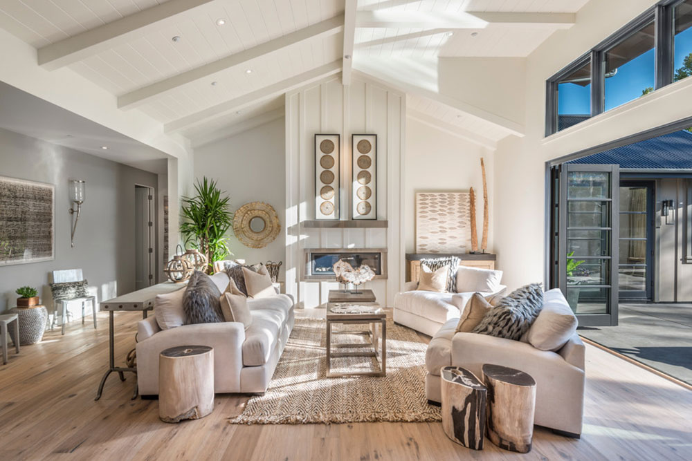 Great-Room-by-Joseph-Farrell Architecture Living Room vs. Family Room, what's the difference?