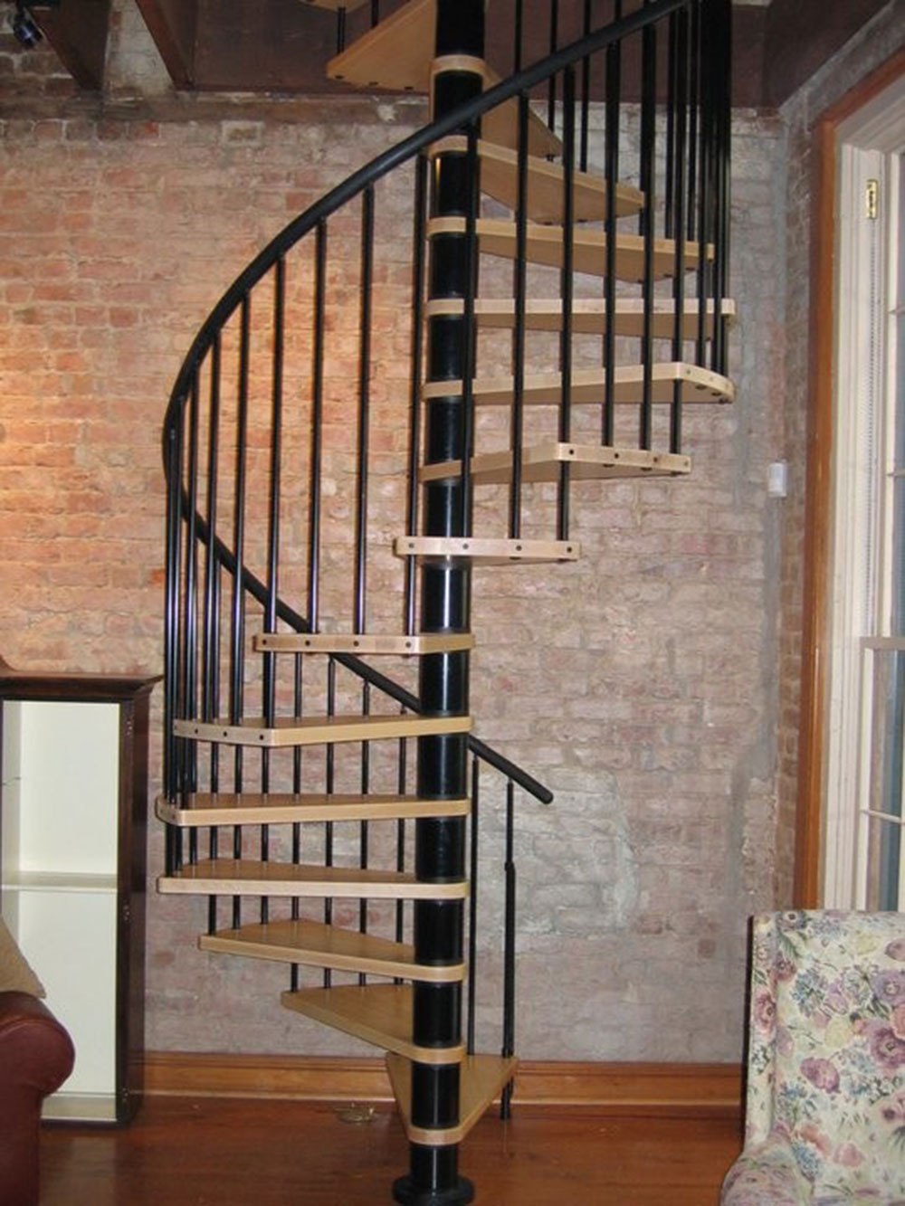 Spiral Stairs-by-The-Stairway Shop The different types of stairs you should know