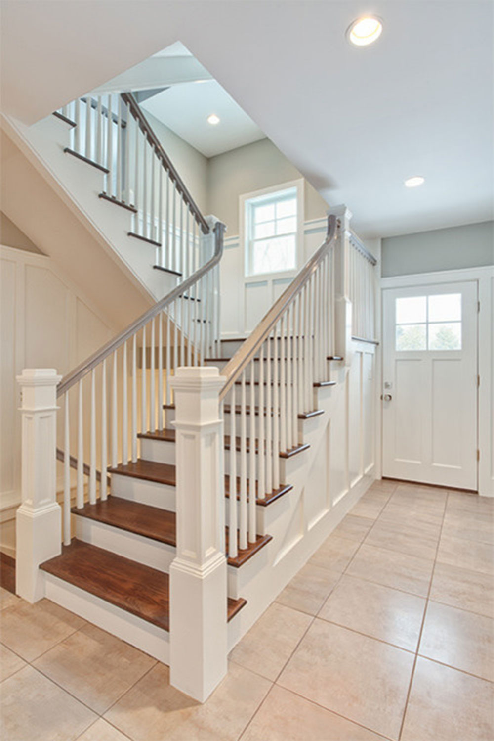 Shady-Knoll-Spec-von-Karp-Associates-Inc The different types of stairs you should know