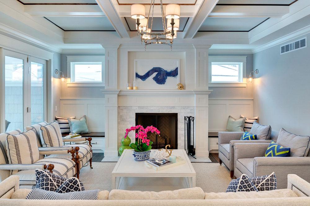 Wayzata-Cottage-Home-Neubau-von-Grace-Hill-Design How to remove a chimney when you no longer need it