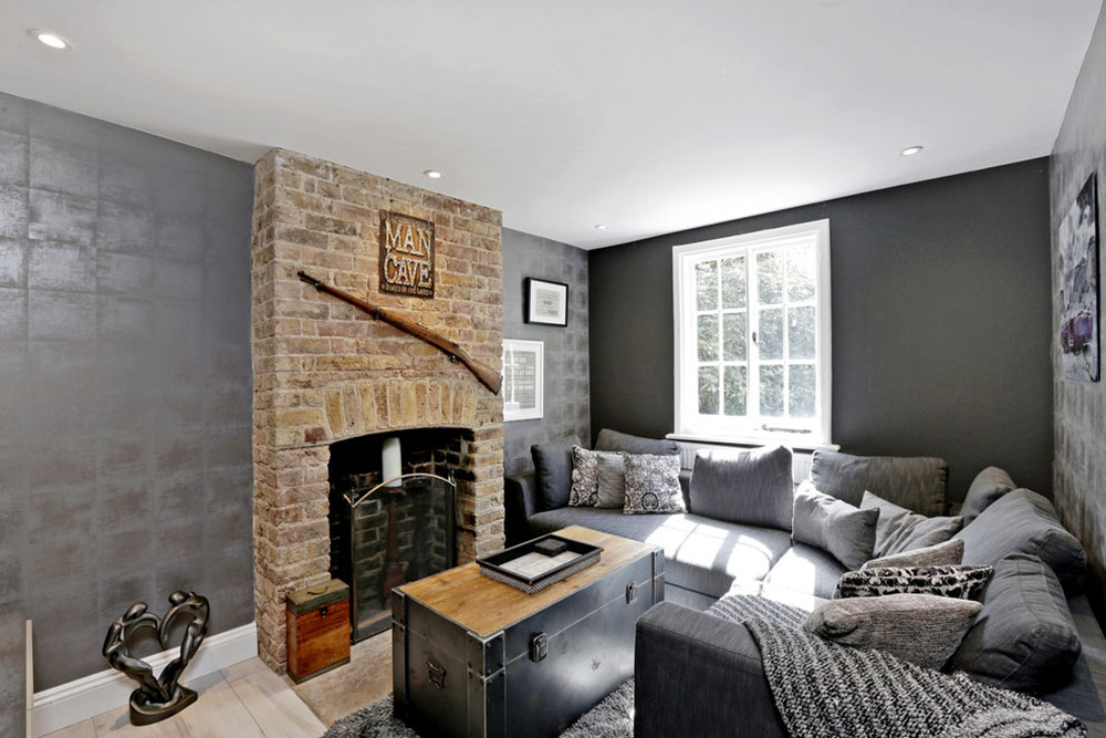 Exposed-Brick-by-MY-Interiors How to remove a chimney when you no longer need it