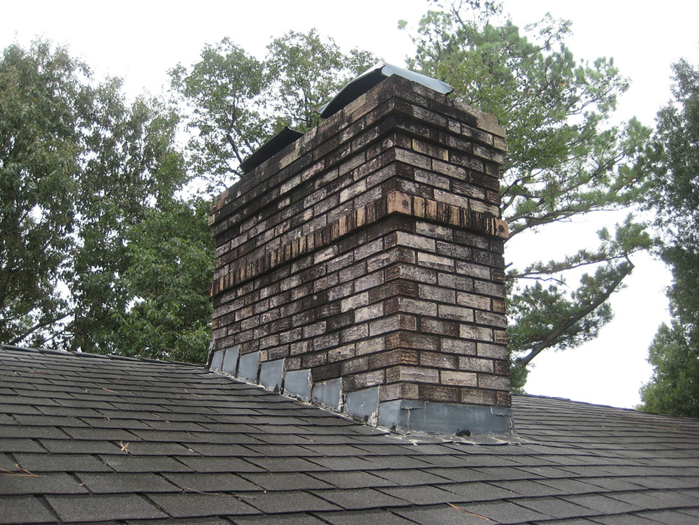 Mold chimney How to remove a chimney when you no longer need it