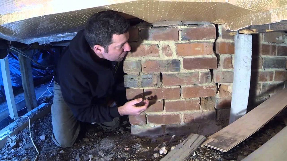 Chimney removal1 How to remove a chimney when you no longer need it