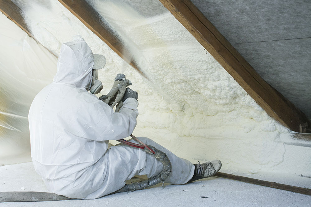 professional How to remove the foam insulation quickly and easily