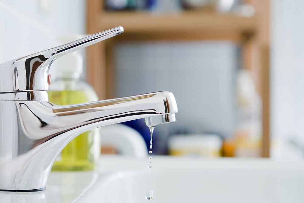 Kugelhahn1 How to repair a leaky kitchen tap quickly