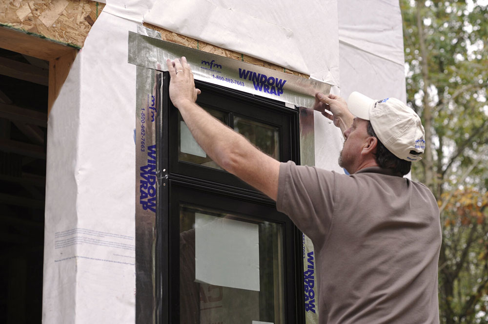Vinyl How To Install Window Flashing Tape Without Errors