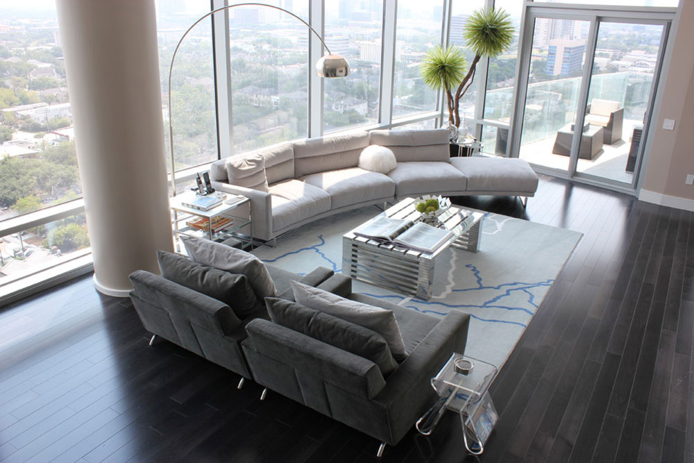 Living-room-by-Mauricio-Nava-Design-LLC How to illuminate a living room without ceiling lighting