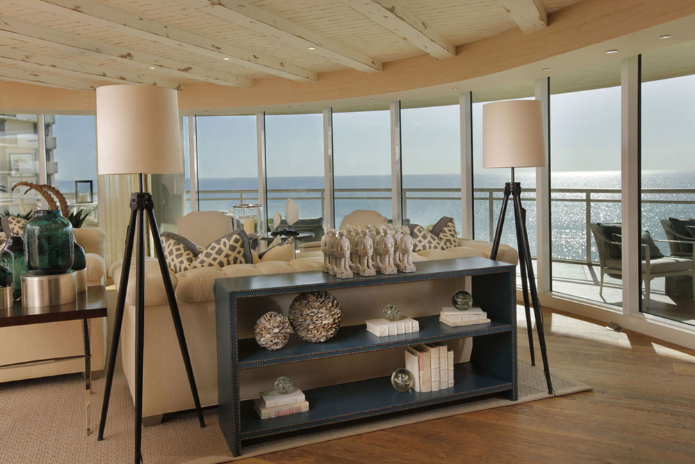 Moraya-Bay-Living-Room-by-W-Design-Interiors How to illuminate a living room without ceiling lighting