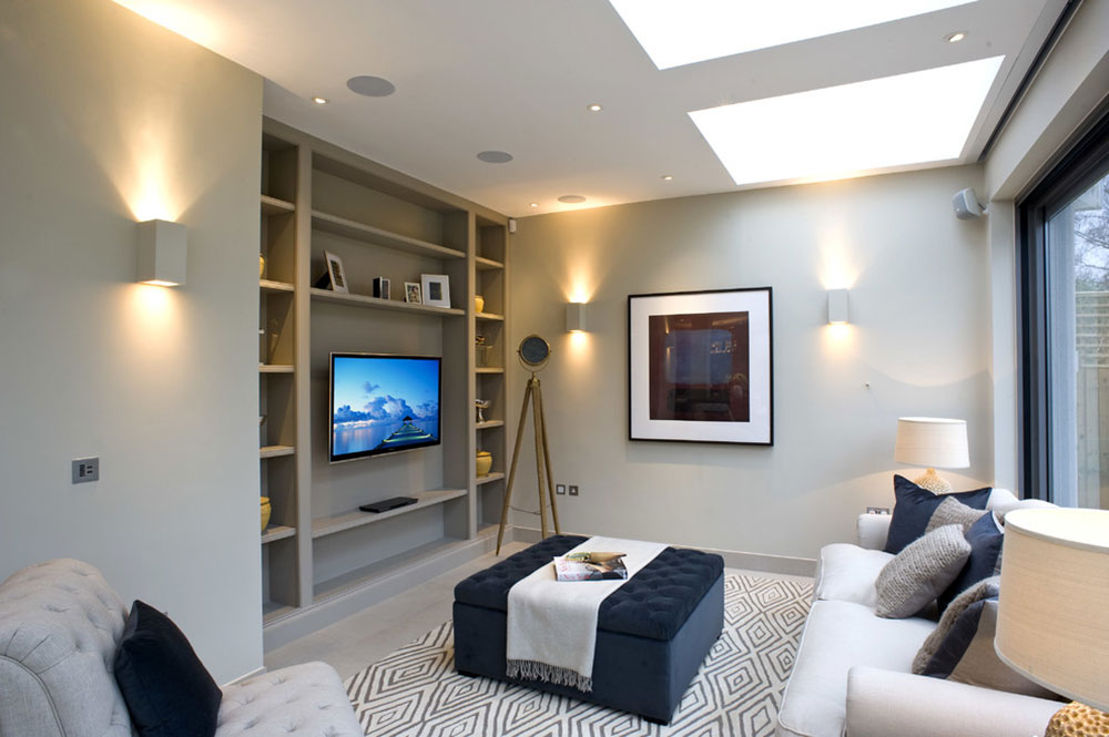 Roehampton-development-by-inspired-apartments How to illuminate a living room without ceiling lighting