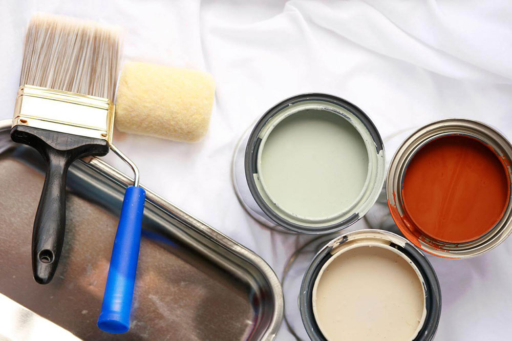 Paint materials How to properly paint a bathroom (pictures inside)