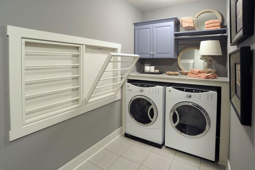 McCumber-Lane-Lewis-Center-by-Weaver-Custom-Homes How do you organize a washroom?  Some storage ideas